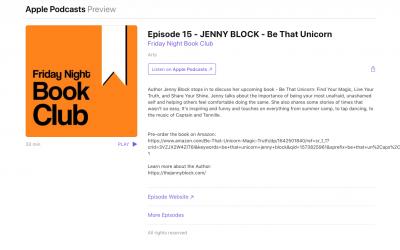 Friday Night Book Club Podcast