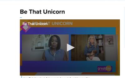 KHOU 11: Be that Unicorn